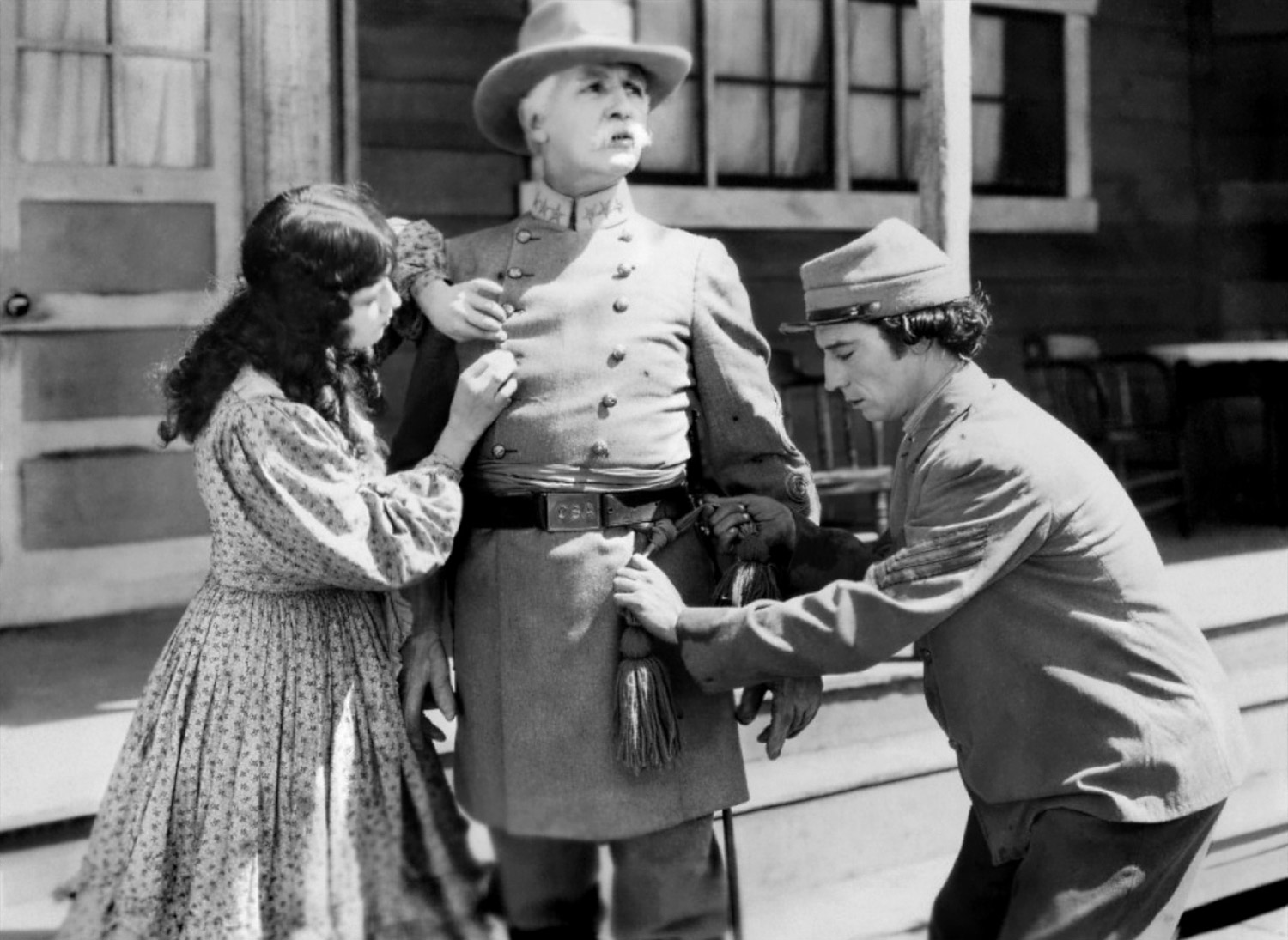 The General - 1926 - Clyde Bruckman, Buster Keaton
