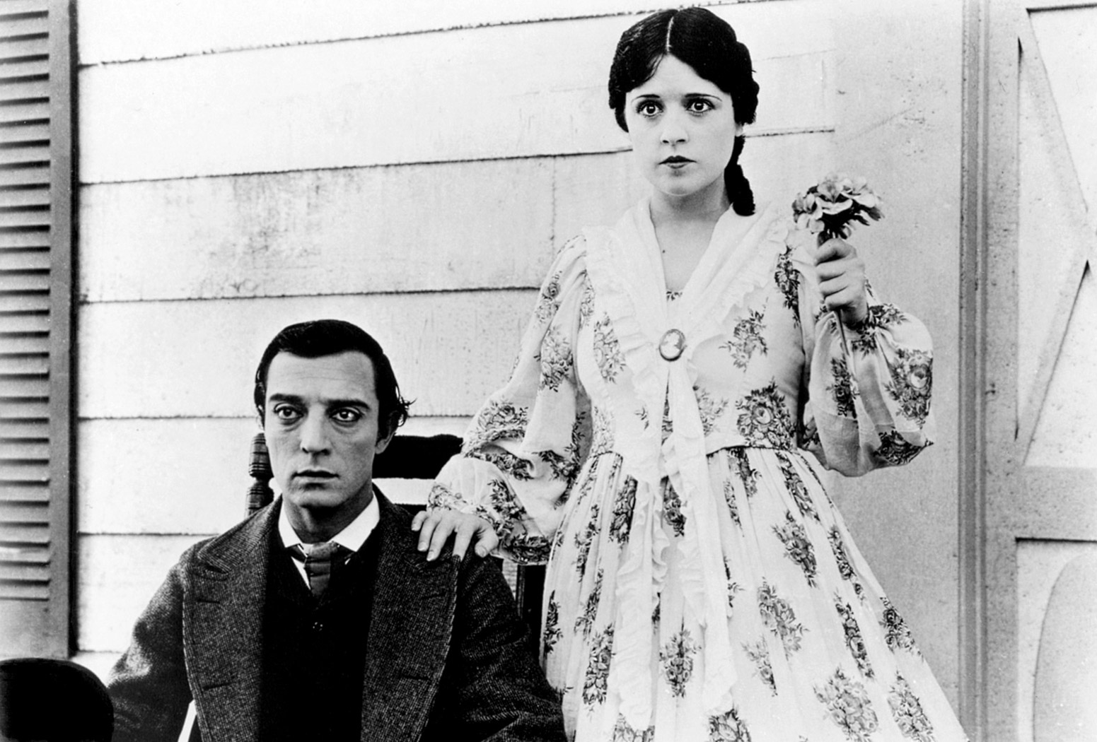 The General | Clyde Bruckman, Buster Keaton | 1926
