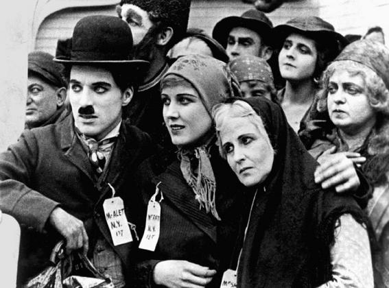 The Immigrant - 1917 - Charlie Chaplin