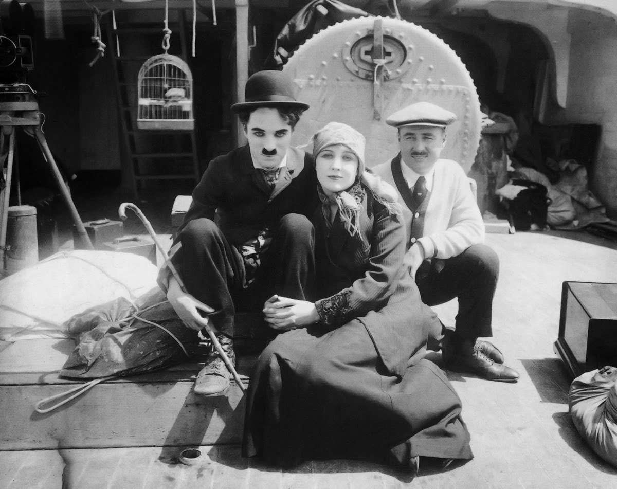 7 Art Cinema | Official Website | Charlie Chaplin - 1917 - The Immigrant | 04 | Film Photograph