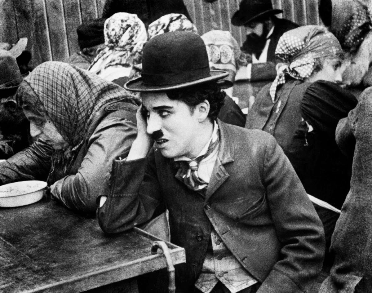 7 Art Cinema | Site Web Officiel | Charlie Chaplin - 1917 - L'Emigrant - The Immigrant | 05 | Photographie du Film