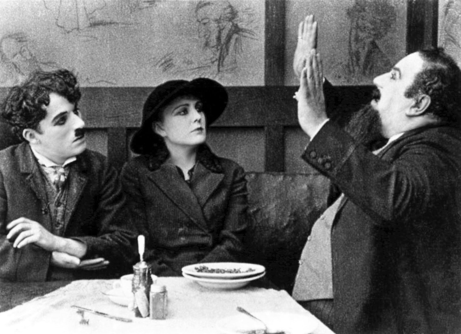7 Art Cinema | Official Website | Charlie Chaplin - 1917 - The Immigrant | 06 | Film Photograph