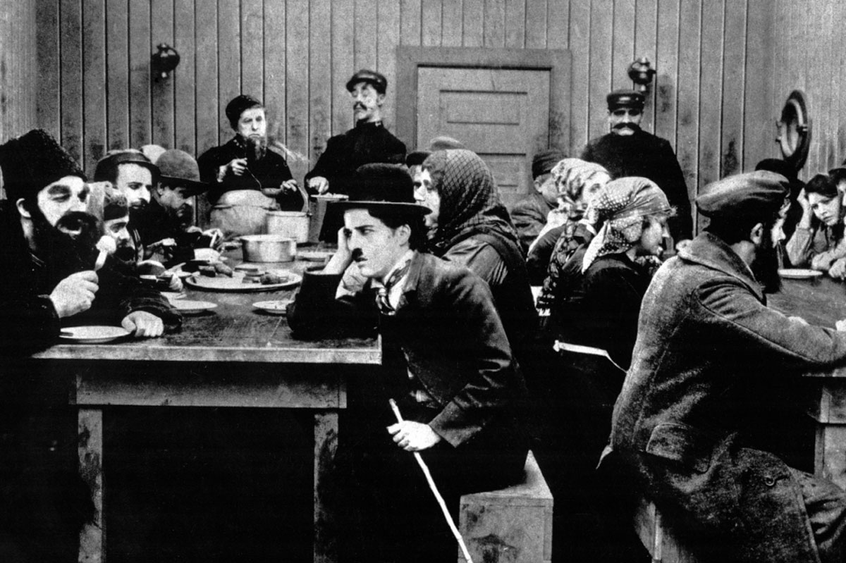 7 Art Cinema | Official Website | Charlie Chaplin - 1917 - The Immigrant | 10 | Film Photograph