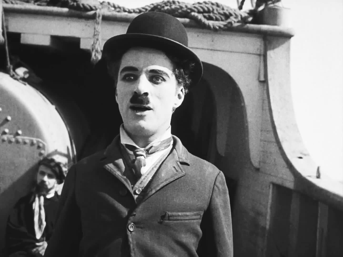 7 Art Cinema | Official Website | Charlie Chaplin - 1917 - The Immigrant | 12 | Film Photograph