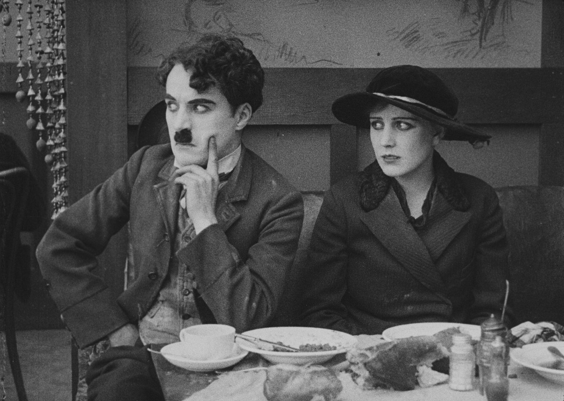 7 Art Cinema | Official Website | Charlie Chaplin - 1917 - The Immigrant | 13 | Film Photograph