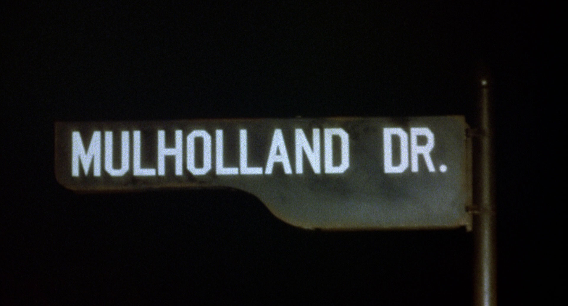 Mulholland Drive - 2001 - David Lynch - cover