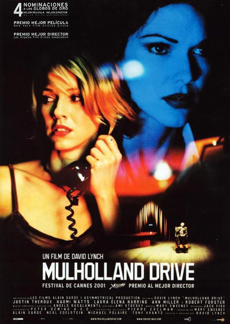 David Lynch - 2001 - Mulholland Drive