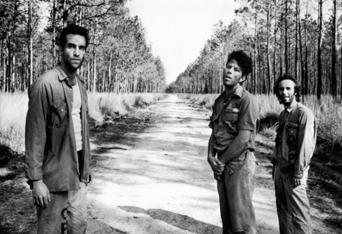 Down By Law - 1986 - Jim Jarmusch | John Lurie, Tom Waits, Roberto Benigni, Nicoletta Braschi | Photo