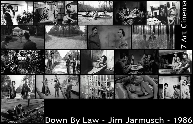 Down by Law - 1986 - Jim Jarmusch | Photos Menu