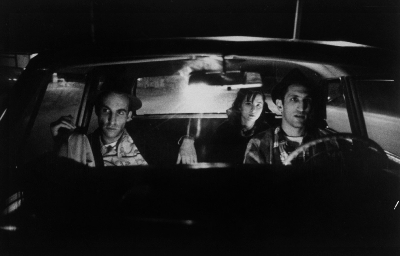 Stranger Than Paradise - 1984 - Jim Jarmusch - cover
