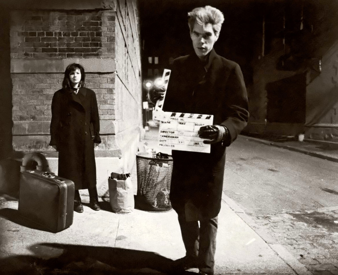 Jim Jarmusch - cover