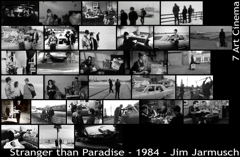 Stranger than Paradise - 1984 - Jim Jarmusch | Menu